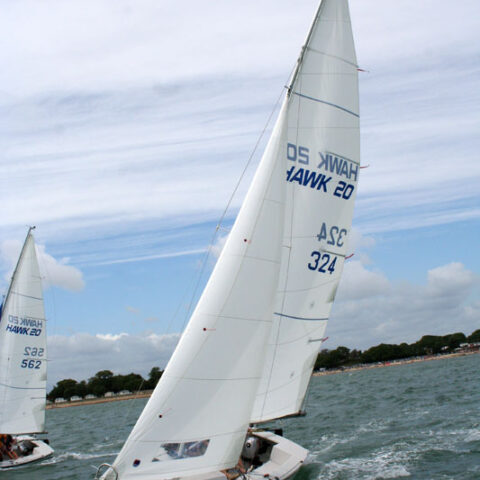 hawk 20 sailing image-001