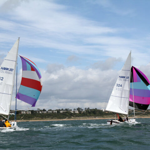 hawk 20 sailing image-100