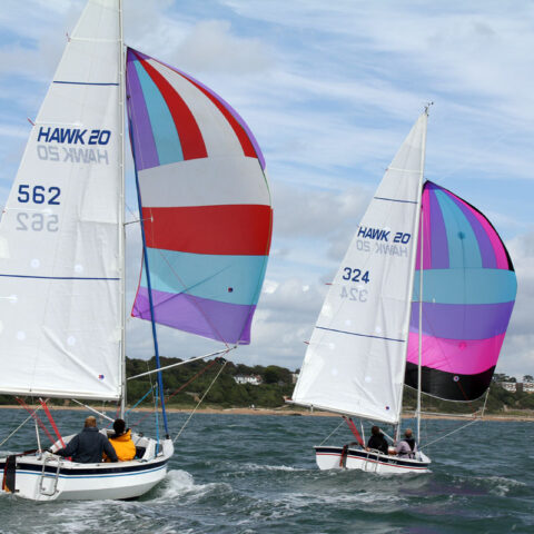 hawk 20 sailing image-101
