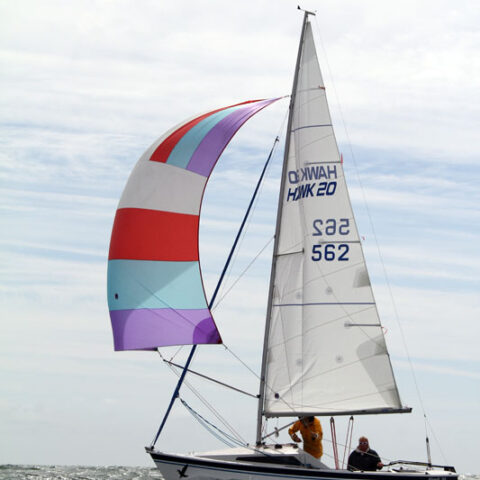 hawk 20 sailing image-102