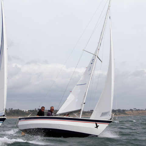 hawk 20 sailing image-103