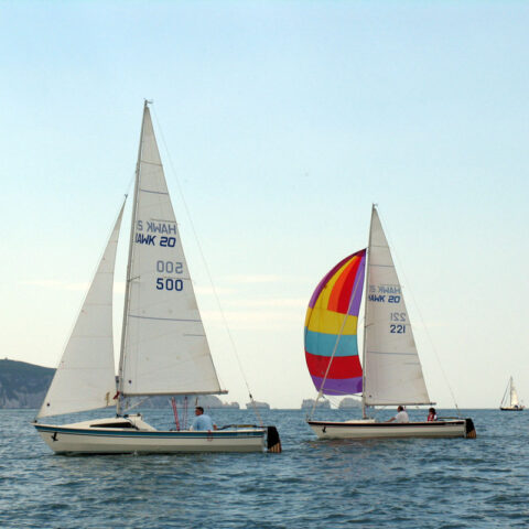 hawk 20 sailing image-109
