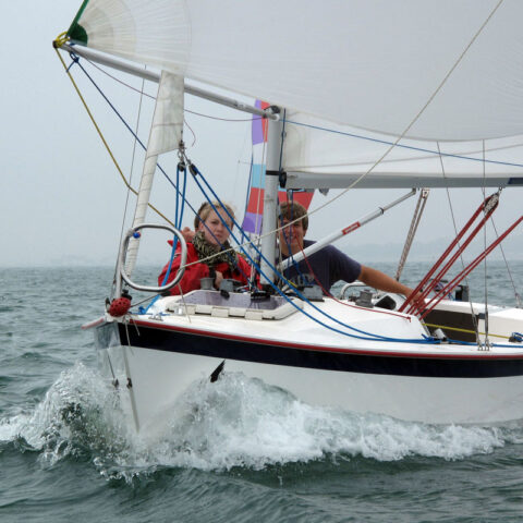 hawk 20 sailing image-111