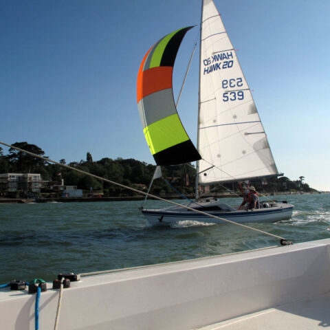 hawk 20 sailing image-112