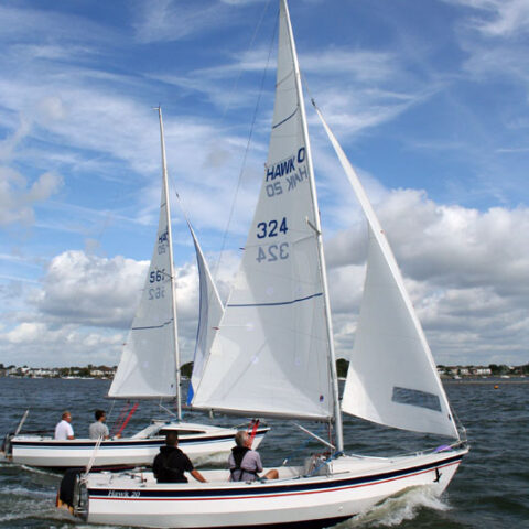 hawk 20 sailing image-012