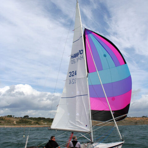 hawk 20 sailing image-020