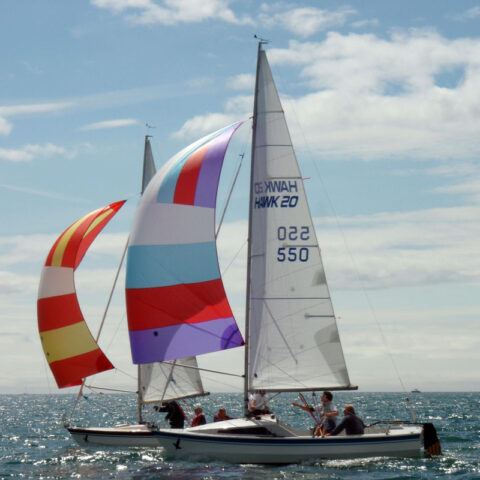 hawk 20 sailing image-030
