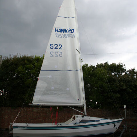 hawk 20 sailing image-039
