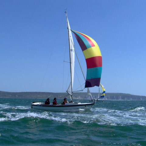 hawk 20 sailing image-045