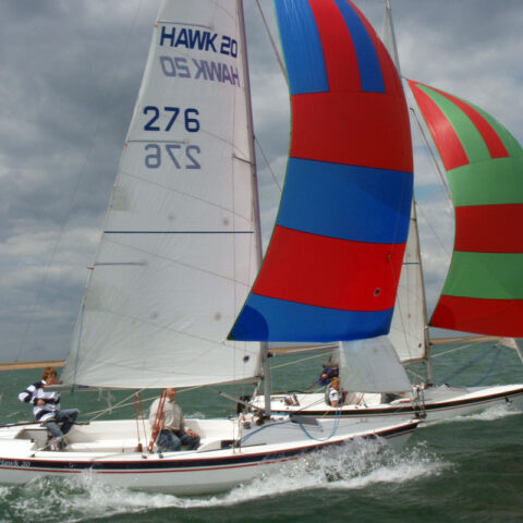 hawk 20 sailing image-049