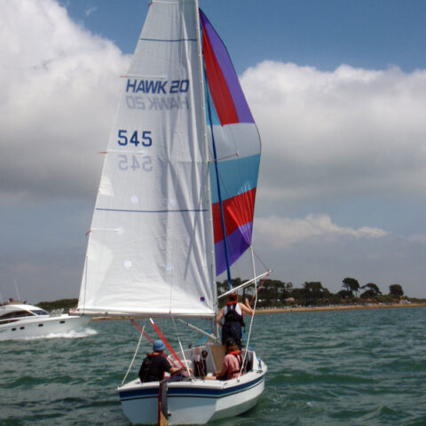 hawk 20 sailing image-064