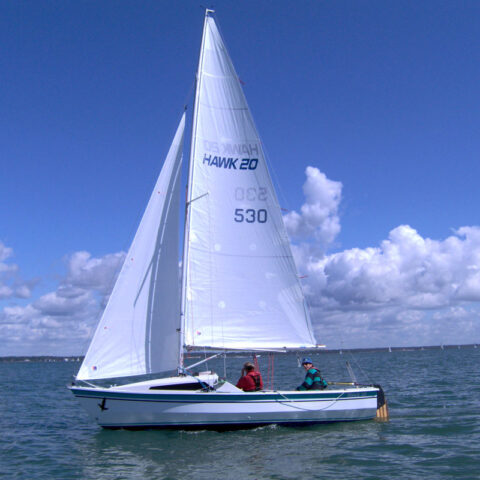 hawk 20 sailing image-065