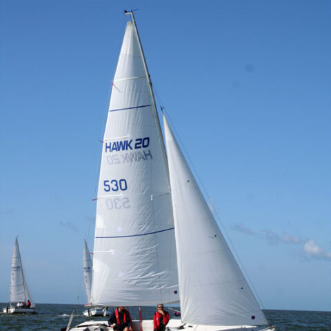 hawk 20 sailing image-074