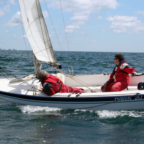 hawk 20 sailing image-084