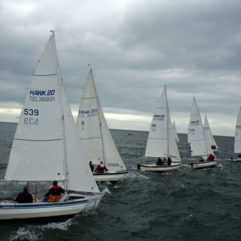 hawk 20 sailing image-087