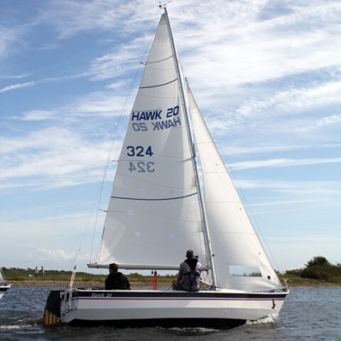 hawk 20 sailing image-091